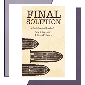 Final Solution Novel Cover Design