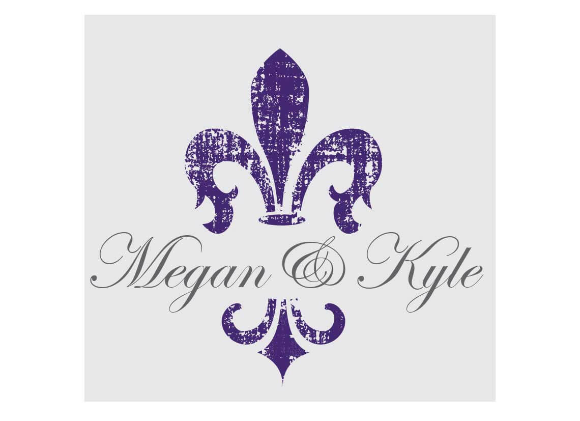 Megan and Kyle's Wedding Icon